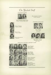 Page 8, 1948 Edition, Allderdice High School - Allderdice Yearbook (Pittsburgh, PA) online yearbook collection