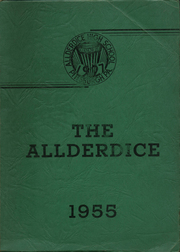 Page 1, 1955 Edition, Allderdice High School - Allderdice Yearbook (Pittsburgh, PA) online yearbook collection