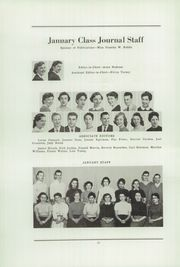 Page 12, 1955 Edition, Allderdice High School - Allderdice Yearbook (Pittsburgh, PA) online yearbook collection