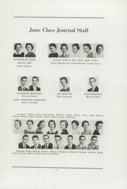 Page 13, 1955 Edition, Allderdice High School - Allderdice Yearbook (Pittsburgh, PA) online yearbook collection