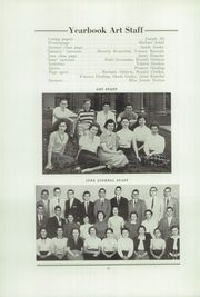 Page 14, 1955 Edition, Allderdice High School - Allderdice Yearbook (Pittsburgh, PA) online yearbook collection