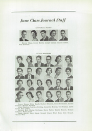 Page 13, 1956 Edition, Allderdice High School - Allderdice Yearbook (Pittsburgh, PA) online yearbook collection