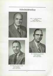 Page 14, 1956 Edition, Allderdice High School - Allderdice Yearbook (Pittsburgh, PA) online yearbook collection