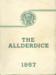 Allderdice High School - Allderdice Yearbook (Pittsburgh, PA) online yearbook collection, 1957 Edition, Page 1
