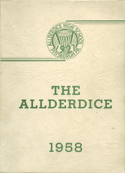 Allderdice High School - Allderdice Yearbook (Pittsburgh, PA) online yearbook collection, 1958 Edition, Page 1
