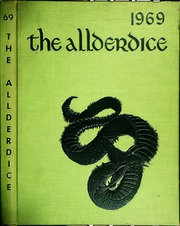 1969 Edition, Allderdice High School - Allderdice Yearbook (Pittsburgh, PA)
