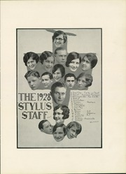 Page 11, 1928 Edition, Windber High School - Stylus Yearbook (Windber, PA) online yearbook collection