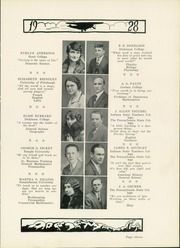 Page 15, 1928 Edition, Windber High School - Stylus Yearbook (Windber, PA) online yearbook collection