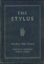 1943 Edition, Windber High School - Stylus Yearbook (Windber, PA)
