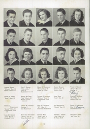 Page 16, 1943 Edition, Windber High School - Stylus Yearbook (Windber, PA) online yearbook collection
