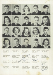 Page 17, 1943 Edition, Windber High School - Stylus Yearbook (Windber, PA) online yearbook collection