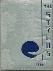 1959 Edition, Windber High School - Stylus Yearbook (Windber, PA)