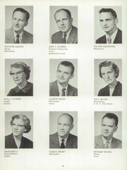 Page 12, 1960 Edition, Windber High School - Stylus Yearbook (Windber, PA) online yearbook collection