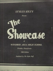 Page 5, 1960 Edition, Windber High School - Stylus Yearbook (Windber, PA) online yearbook collection