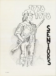 Page 8, 1976 Edition, Windber High School - Stylus Yearbook (Windber, PA) online yearbook collection