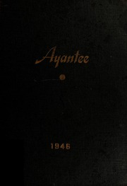 Page 1, 1946 Edition, Agricultural and Technical State University - Ayantee Yearbook (Greensboro, NC) online yearbook collection