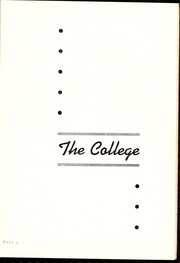 Page 11, 1946 Edition, Agricultural and Technical State University - Ayantee Yearbook (Greensboro, NC) online yearbook collection