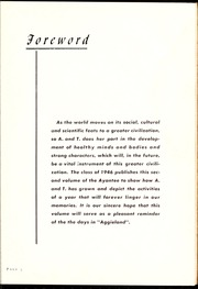 Page 9, 1946 Edition, Agricultural and Technical State University - Ayantee Yearbook (Greensboro, NC) online yearbook collection