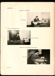 Page 10, 1947 Edition, Agricultural and Technical State University - Ayantee Yearbook (Greensboro, NC) online yearbook collection