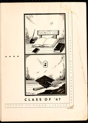 Page 5, 1947 Edition, Agricultural and Technical State University - Ayantee Yearbook (Greensboro, NC) online yearbook collection