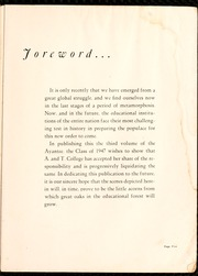 Page 7, 1947 Edition, Agricultural and Technical State University - Ayantee Yearbook (Greensboro, NC) online yearbook collection