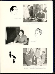 Page 17, 1950 Edition, Agricultural and Technical State University - Ayantee Yearbook (Greensboro, NC) online yearbook collection
