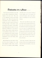 Page 15, 1956 Edition, Agricultural and Technical State University - Ayantee Yearbook (Greensboro, NC) online yearbook collection