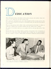Page 10, 1960 Edition, Agricultural and Technical State University - Ayantee Yearbook (Greensboro, NC) online yearbook collection