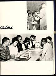 Page 17, 1960 Edition, Agricultural and Technical State University - Ayantee Yearbook (Greensboro, NC) online yearbook collection