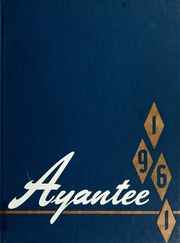 Page 1, 1961 Edition, Agricultural and Technical State University - Ayantee Yearbook (Greensboro, NC) online yearbook collection