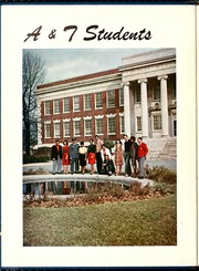 Page 10, 1961 Edition, Agricultural and Technical State University - Ayantee Yearbook (Greensboro, NC) online yearbook collection