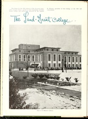 Page 14, 1962 Edition, Agricultural and Technical State University - Ayantee Yearbook (Greensboro, NC) online yearbook collection