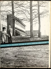 Page 7, 1962 Edition, Agricultural and Technical State University - Ayantee Yearbook (Greensboro, NC) online yearbook collection