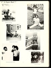 Page 11, 1972 Edition, Agricultural and Technical State University - Ayantee Yearbook (Greensboro, NC) online yearbook collection