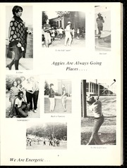 Page 13, 1972 Edition, Agricultural and Technical State University - Ayantee Yearbook (Greensboro, NC) online yearbook collection