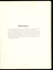 Page 9, 1972 Edition, Agricultural and Technical State University - Ayantee Yearbook (Greensboro, NC) online yearbook collection