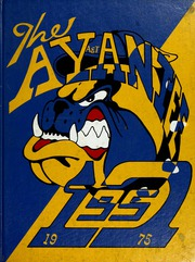 1975 Edition, Agricultural and Technical State University - Ayantee Yearbook (Greensboro, NC)