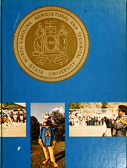1976 Edition, Agricultural and Technical State University - Ayantee Yearbook (Greensboro, NC)