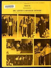 Page 2, 1982 Edition, Agricultural and Technical State University - Ayantee Yearbook (Greensboro, NC) online yearbook collection