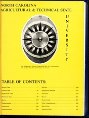 Page 5, 1982 Edition, Agricultural and Technical State University - Ayantee Yearbook (Greensboro, NC) online yearbook collection
