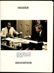 Page 11, 1984 Edition, Agricultural and Technical State University - Ayantee Yearbook (Greensboro, NC) online yearbook collection