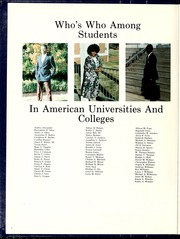 Page 12, 1988 Edition, Agricultural and Technical State University - Ayantee Yearbook (Greensboro, NC) online yearbook collection