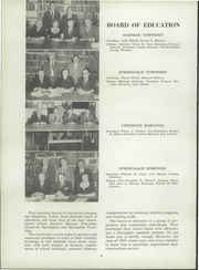 Page 12, 1957 Edition, Springdale High School - Electra Yearbook (Springdale, PA) online yearbook collection