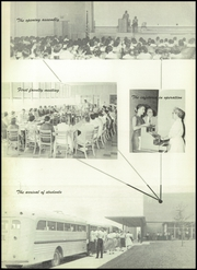 Page 10, 1957 Edition, Lampeter Strasburg High School - Pioneer Yearbook (Lampeter, PA) online yearbook collection