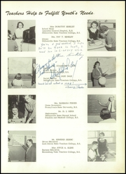Page 15, 1957 Edition, Lampeter Strasburg High School - Pioneer Yearbook (Lampeter, PA) online yearbook collection