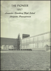 Page 6, 1957 Edition, Lampeter Strasburg High School - Pioneer Yearbook (Lampeter, PA) online yearbook collection