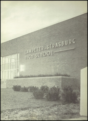 Page 7, 1957 Edition, Lampeter Strasburg High School - Pioneer Yearbook (Lampeter, PA) online yearbook collection