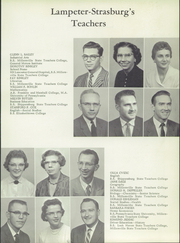 Page 15, 1959 Edition, Lampeter Strasburg High School - Pioneer Yearbook (Lampeter, PA) online yearbook collection