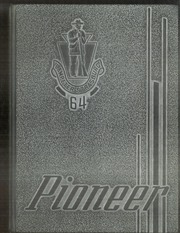 Page 1, 1964 Edition, Lampeter Strasburg High School - Pioneer Yearbook (Lampeter, PA) online yearbook collection