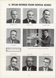Page 12, 1964 Edition, Lampeter Strasburg High School - Pioneer Yearbook (Lampeter, PA) online yearbook collection